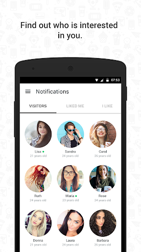 Hitwe - meet people and chat 4.3.4 Screenshots 4