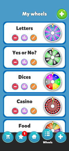 Decision Maker: Spin the Wheel Random Name Picker android2mod screenshots 4