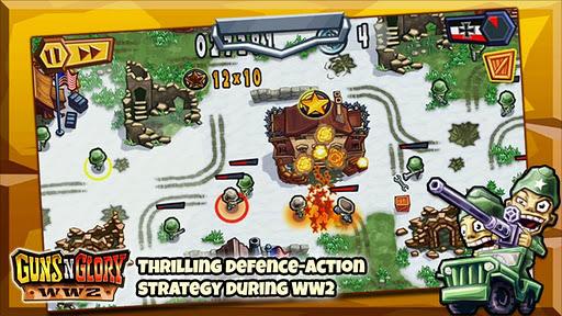 Guns'n'Glory WW2 1.4.11 screenshots 7
