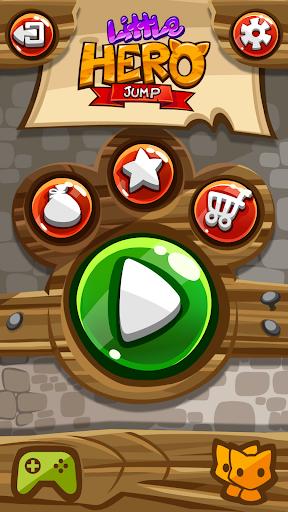 little hero jump screenshot 1