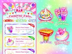 Unicorn Chef Carnival Fair Food Games for Girlsのおすすめ画像5