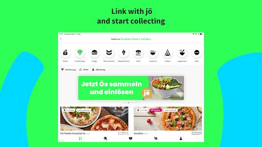 mjam.at - Order Food Online 8.9.0 Screenshots 7