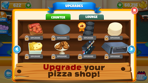My Pizza Shop 2 - Italian Restaurant Manager Game apkpoly screenshots 3