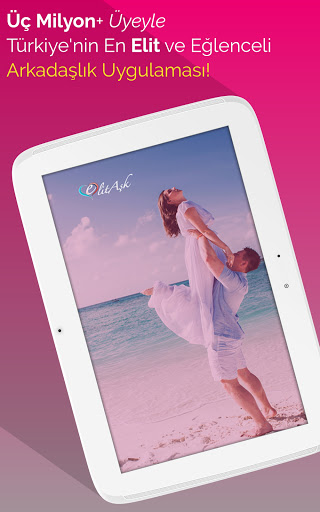 ElitAsk Dating Site - Free Meeting Live Chat App  Screenshots 9