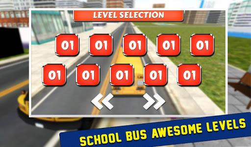 school bus drive simulator2016 screenshot 2