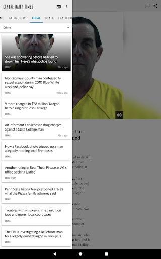 Centre Daily Times - PA news 7.7.0 screenshots 8
