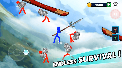 Stickman Duelist Fight : Supreme Warrior Battle  Pc-softi 5