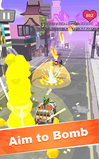 Car Rush: Fighting & Racing 1.0.2 screenshots 13
