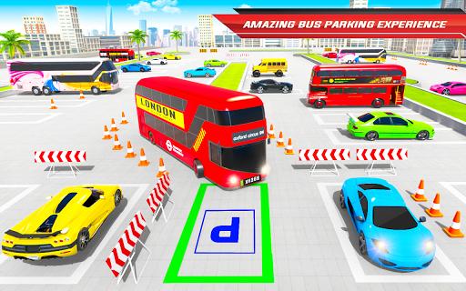 Euro Coach Bus Driving Simulator Bus Parking Games 25 Screenshots 3