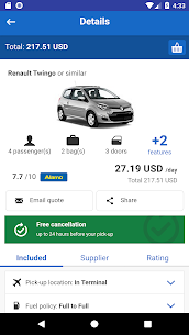 Car Rental USA. Rent For Pc – Free Download For Windows 7, 8, 10 Or Mac Os X 2