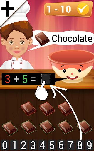 Math game - learning preschool math  screenshots 1
