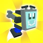Jumbot: The Bouncy Robot