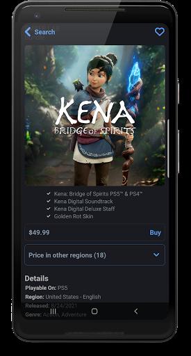 PS Store modiapk screenshots 1