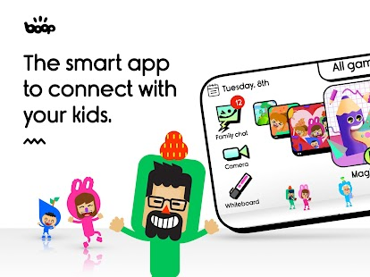 Boop Kids World - My Avatar Creator Screenshot