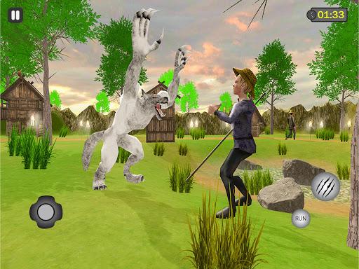 jungle werewolf monster rpg -bigfoot forest hunter screenshots 6