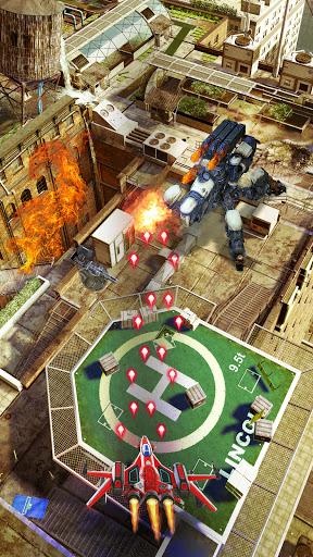 HAWK: Airplane games. Shoot em up  screenshots 6