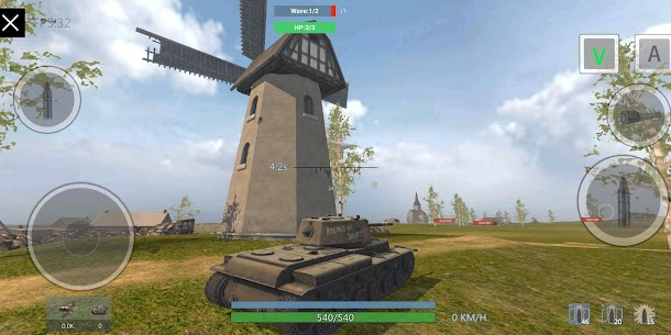 Panzer War Mod Apk 2020.11.06.1 (Free Shopping) 2