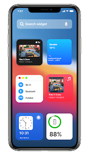 Poma iOS14 For KWGT PRO Apk 1.8 (Full Paid) 6