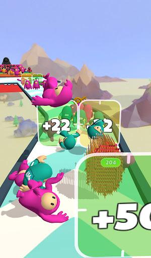 Flying Arrow Fest - Count Masters Brain Challenge screenshots 1