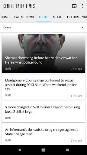 Centre Daily Times - PA news 7.7.0 screenshots 3