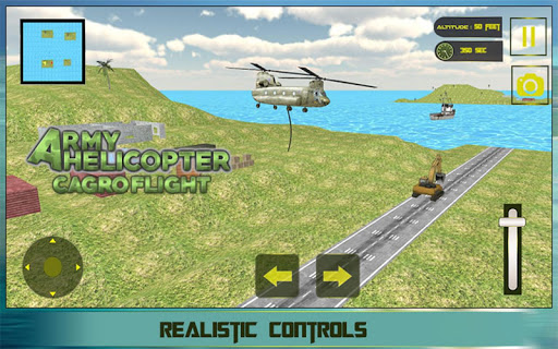 Army Helicopter Cargo Flight For PC Windows (7, 8, 10, 10X) & Mac Computer Image Number- 13