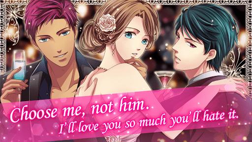 Love Tangle #Shall we date Otome Anime Dating Game 2.0.0 screenshots 23