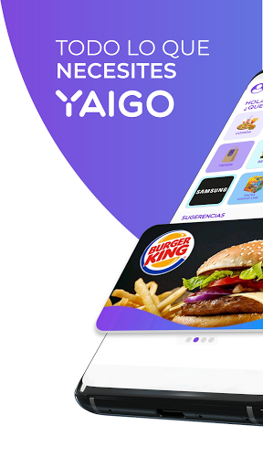 Yaigo Delivery & e-commerce 2.50 Screenshots 1