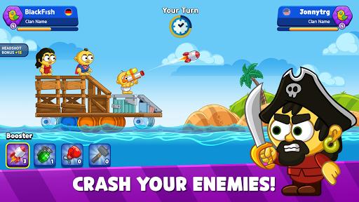 Raft Wars 1.07 screenshots 4