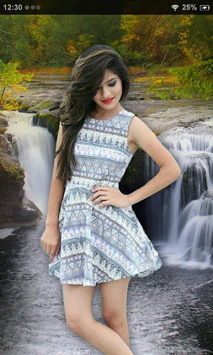 Waterfall Photo Editor & Photo Frames apktram screenshots 15