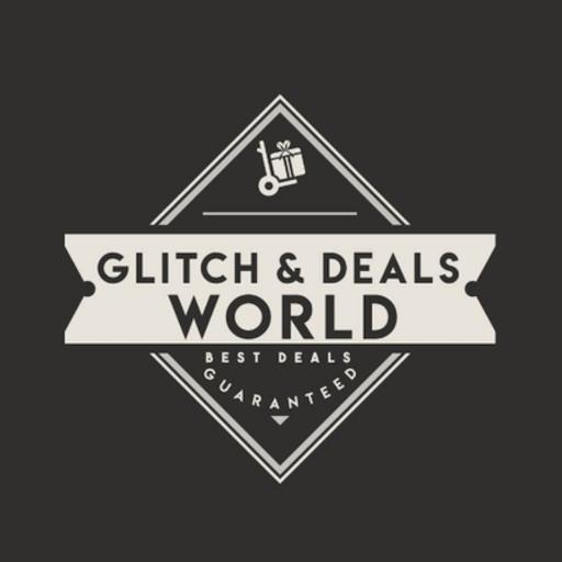 Glitch & Deals World - Promo Codes, Discount, Best