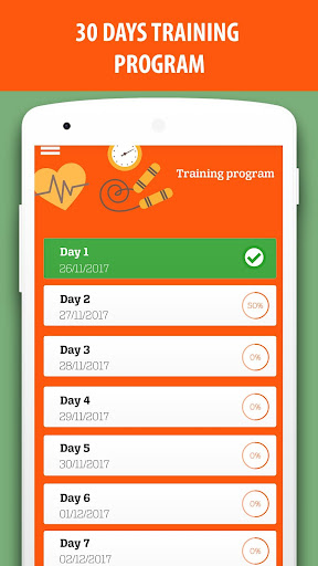 Foto do Lose weight: diet and exercises in 30 days