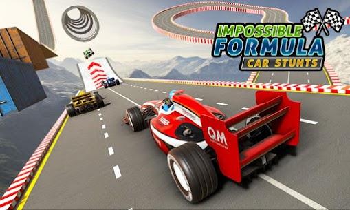 Formula Car GT Racing Stunts- Impossible Tracks 3D MOD APK V3.7 – (All Levels Unlocked) 2