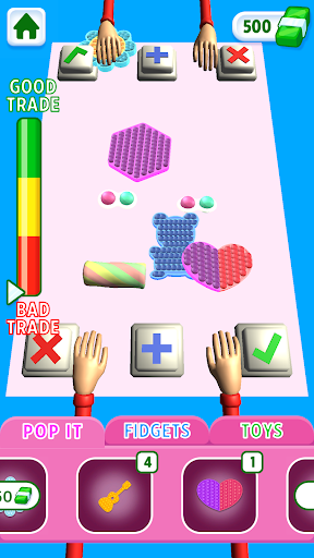 Fidget Trading Pop It Toys  screenshots 10