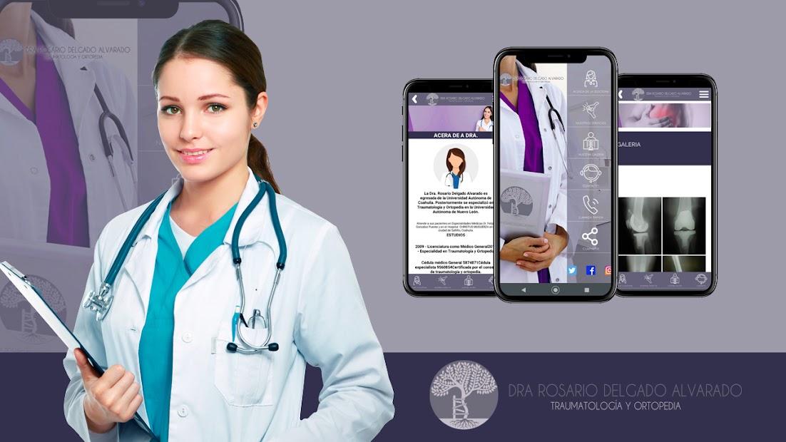 Dra. Rosario Delgado Alvarado screenshot 4