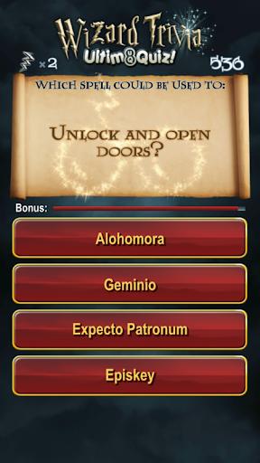 Harry Potter Wizard Quiz: U8Q 2.0.1 Screenshots 6