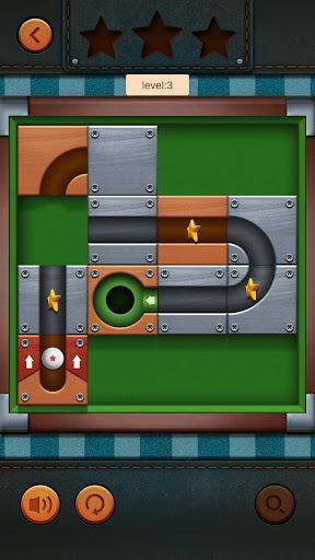 Unblock Ball - Moving Ball Slide Puzzle Games 1.6 screenshots 8