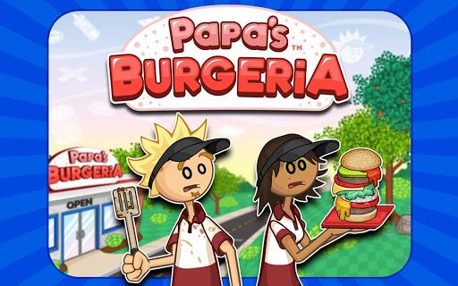 Papa's Burgeria screenshots 1