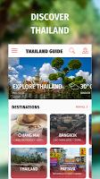 screenshot of ✈ Thailand Travel Guide Offline