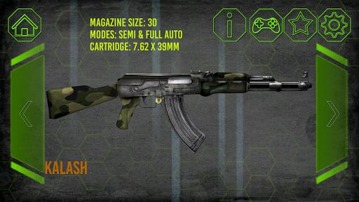 Guns Weapons Simulator Game 1.2.1 screenshots 4