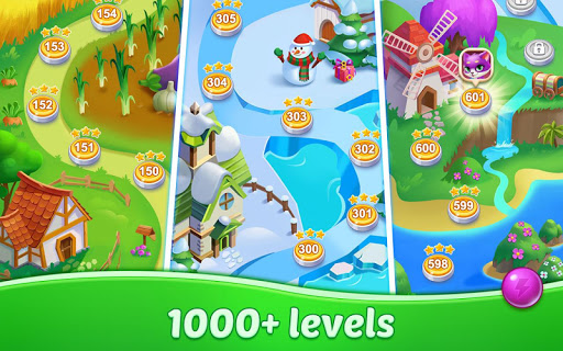 Bubble Shooter Pop - Blast Bubble Star  screenshots 16