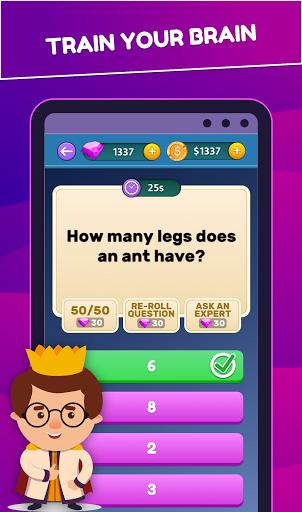 Trivia King - Become a Legend  screenshots 20