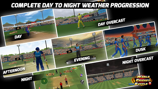 World Cricket Battle 2 (WCB2) - Multiple Careers 2.4.6 screenshots 8