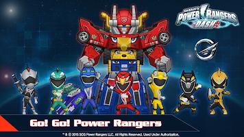 Power Rangers Dash