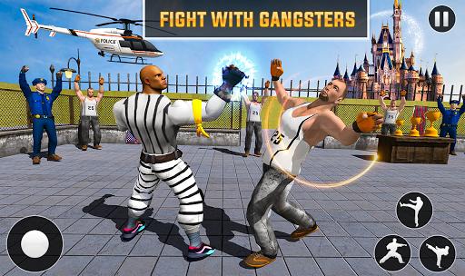 Grand Ring Battle: Fight Prisoner Karate Fighting apktram screenshots 2