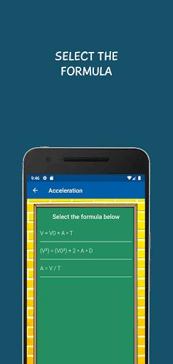 Physics Calculator apktram screenshots 3