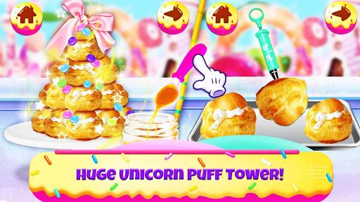 Unicorn Chef: Baking! Cooking Games for Girls 2.0 screenshots 4