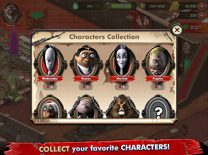 Addams Family: Mystery Mansion MOD APK 0.3.6 (Unlimited Coin) 7