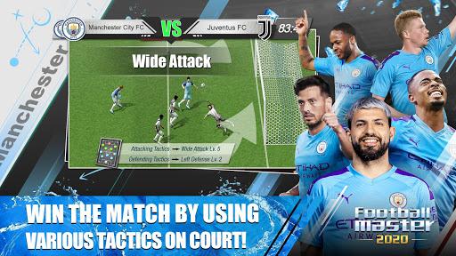 Football Master 2020 APK MOD (Astuce) screenshots 4
