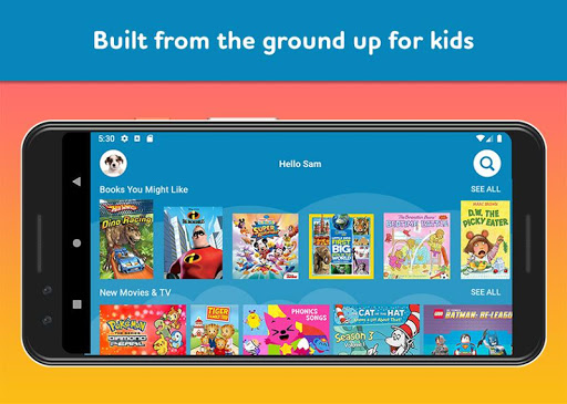 Amazon Kids+: Kids Shows, Games, More 2.1.0.203888 Screenshots 3