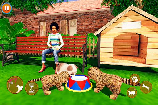 Virtual Cat Simulator - Open World Kitten Games  screenshots 2